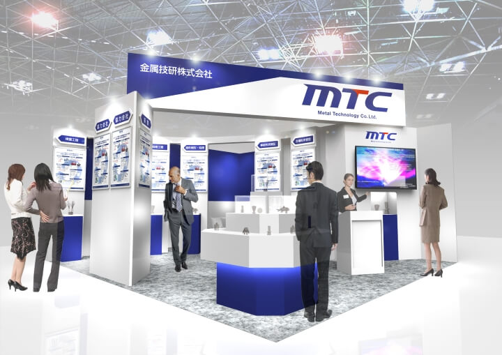 「TCT JAPAN」「次世代3Dプリンタ展」出展のご案内
