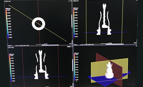 Inspection / Simulation  / Analysis
