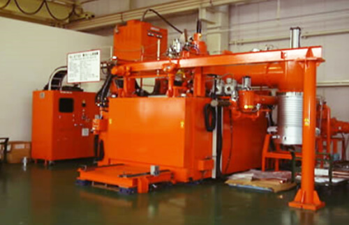 Electron beam welding equipment